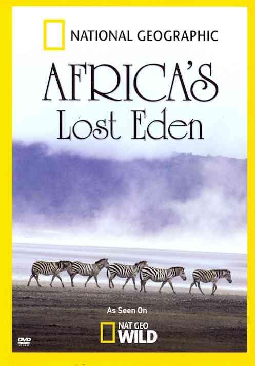 AFRICA'S LOST EDEN (DVD)