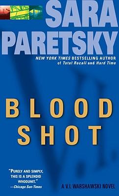 Blood Shot By Paretsky, Sara